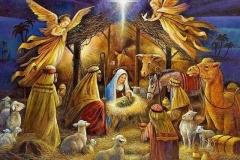 Рождественский детский утренник 2017 год